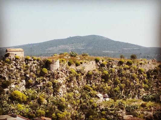 Το βυζαντινό κάστρο της Νέας Επιδαύρου-Νέα Επίδαυρος - Nea Epidavros