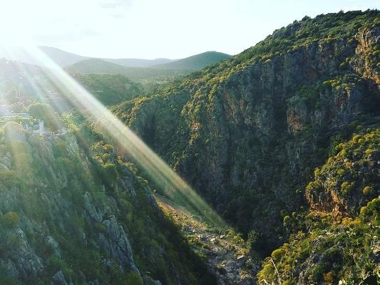 Το φαράγγι του Βόθυλα στην Νέα Επίδαυρο-Νέα Επίδαυρος - Nea Epidavros