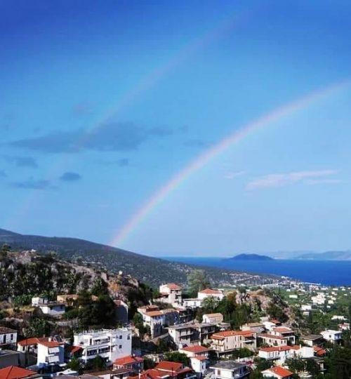 Πανοραμική θέα Νέας Επιδαυρου-Νέα Επίδαυρος - Nea Epidavros
